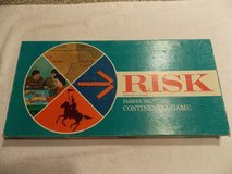 Vintage 1963 RISK Game in Hopkinsville, Kentucky