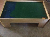 Train /play table in Naperville, Illinois