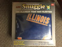 Illinois Snuggie in Chicago, Illinois