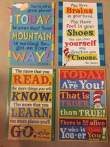 New Dr. Seuss Posters in Bolingbrook, Illinois