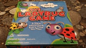 The Lady Bug Game - Ages 3-7 - Board Game in Chicago, Illinois