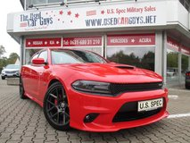 '16 Dodge Charger R/T Scat Pack in Spangdahlem, Germany