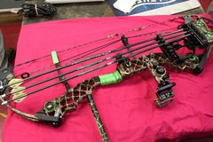 Compound Bow #4 in Hopkinsville, Kentucky