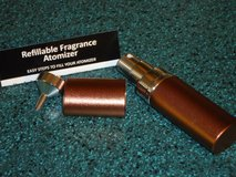 NEW refillable fragrance atomizer in Lockport, Illinois