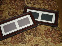 "2 picture frames 14x7"" in Chicago, Illinois"