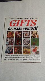 Gifts to Make Yourself - 1973 - Vintage in Aurora, Illinois
