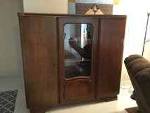 1925 French Armoire in Fort Bliss, Texas