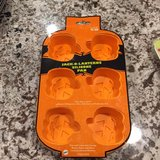 BRAND NEW silicone pumpkin molds in Naperville, Illinois