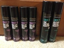 L'Oréal Paris hair care products in Oswego, Illinois