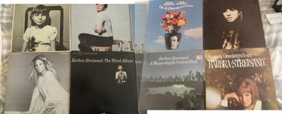 Barbra Streisand LP Records Choose from over 16 LP's in Wilmington, North Carolina