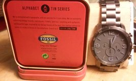 Fossil Watch in Westmont, Illinois
