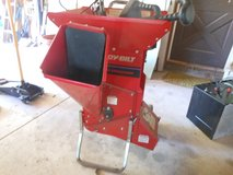 Troy Built Tomahawk Chipper/Shredder in Plainfield, Illinois