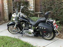 2009-Harley Davidson Softail Deluxe Motorcycle in Kingwood, Texas
