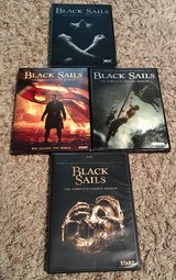 Black Sails Season 1-4 in Fort Leonard Wood, Missouri