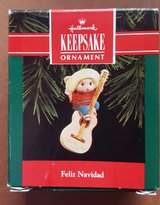 Hallmark X-mas Ornaments (Various) in Schaumburg, Illinois