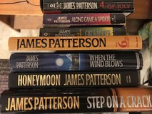 James Patterson in Byron, Georgia