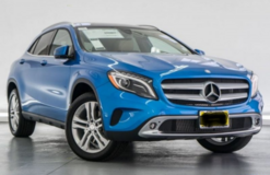 LAST NEW 2016 Mercedes-Benz GLA 250 4Matic in Ansbach, Germany