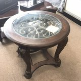 Round Side Table (999) in Camp Lejeune, North Carolina