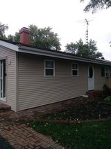 New siding and windows in Plainfield, Illinois