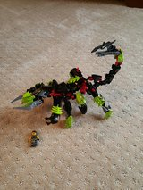 Lego Hero Factory Scorpion in Joliet, Illinois