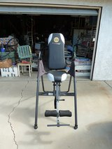 Body Power IT9910 Seated Deluxe Inversion System in Yucca Valley, California