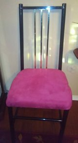 Metal Chair with new cover in Spring, Texas