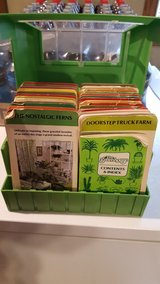 Gardening hint cards in Fort Knox, Kentucky