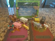 Minecraft Toys and Books Lot in Conroe, Texas