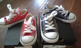 Toddler Converse Chuck Taylors in Pearland, Texas