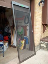 Screen for Patio Door in Algonquin, Illinois