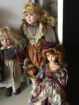 Doll Girls look for a Home in Ramstein, Germany