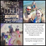 Would You Love To  Change Your Life? in Fort Bragg, North Carolina