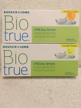 BIO TRUE / ONE DAY CONTACTS in Spring, Texas