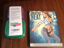 Beachbody's Country Heat DVD and container system in Okinawa, Japan
