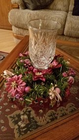 Beautiful Holiday Centerpiece in Chicago, Illinois