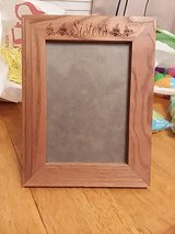 Sisters 5x7 wooden picture frame in Alamogordo, New Mexico