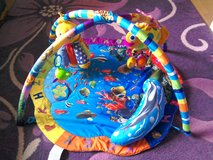 Sea life baby activity gym in Lakenheath, UK