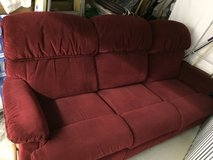 LazyBoy Couch with reclining ends in Byron, Georgia