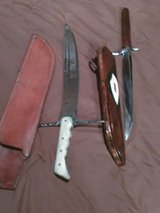 hand forged sturdy camp knives in Rolla, Missouri