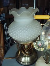 Vintage Hobnail Lamp in Kingwood, Texas