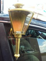 Antique Brass Wall Sconces new in Spring, Texas