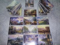 50 pk Thomas Kinkade Postcards in Kingwood, Texas