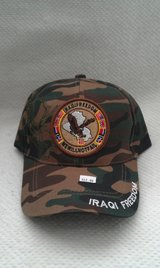 Military Hats in Fort Lewis, Washington