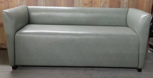 modern leather couch in Camp Lejeune, North Carolina