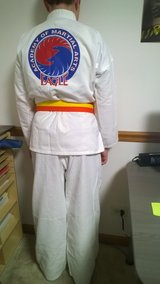 Eagle Academy martial arts uniforms in Westmont, Illinois