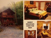 cabin  pigeon forge tn cabin for rent november occupancy in Orland Park, Illinois