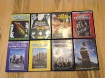 """Movie Collection – Fast 'N' Furious Series Discs 1-7 and """"Shooter"""". in Tacoma, Washington"""
