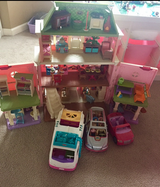 Dollhouse in Fort Drum, New York