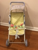Reduced: Bitty Baby Stroller with Toy Bar in Naperville, Illinois