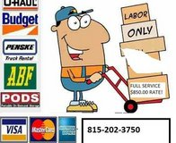movers in Naperville, Illinois